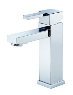 Reef Single Handle Single Hole Bathroom Faucet