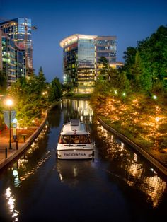 Visit The Woodlands, a far north Houston suburb with lots of restaurants, shops and fun stuff to do.  It's experiencing tremendous growth, as is all of Houston - they are telling us  to expect 3.5 million additional people to move to the Houston area in the next ten years - wow.