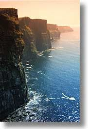 Cliffs of Moher, Ireland: Greg was worried I would fall off the edge every time I got too close to take a great picture.    PS We saw the cliff where they filmed Harry Potter :)