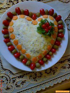 سالاد الویه - olovie salad