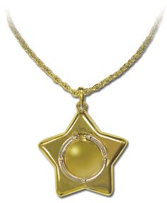 It's out! The official Sailor Moon Star Locket / Usagi's Carillion! Shopping links here http://www.moonkitty.net/reviews-buy-sailor-moon-jewelry.php
