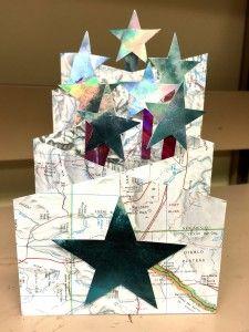 Star Cascade Card Tutorial