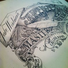 Holy Smokes......  Typeverything.com - All pencil by Jake Weidmann