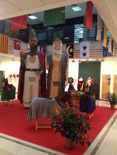 Exposició 20 anys de Festes del rei En Jaume. 785è aniversari del Desembarcament #Calviá. Del 21 d'agost al 24 d'octubre