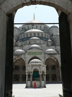 Blue mosque İstanbul/Turkey