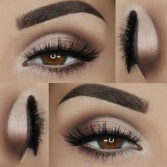 39 eye make-up for prom looks that offer great glamor - . 39 eye make-up for prom looks that offer great glamor - 39 eye make-up for prom looks that offer great glamor - . 39 eye make-up for prom looks that offer great glamor - … Prom Eye Makeup, Homecoming Makeup, Wedding Hair And Makeup, Skin Makeup, Bridal Makeup, Wedding Makeup For Brown Eyes, Brown Eyed Makeup, Taupe Eye Makeup, Pagent Makeup