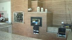 House, Home, Flat Screen, Kitchen, Areas, Exterior, Outdoor Kitchen