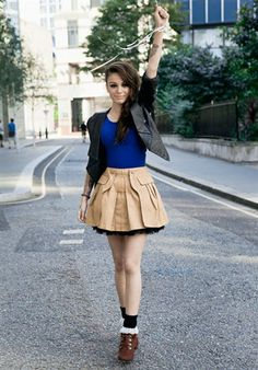 Cher Lloyd in 'With your love'
