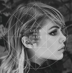 COEUR DE PIRATE - BLONDE - CD Audio