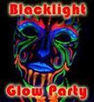 Blacklight Glow Party