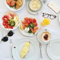 My kinda breakfast ❤️