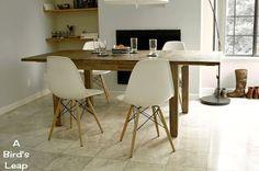 A Bird's Leap: DIY IKEA STORNÄS Dinner Table Mod
