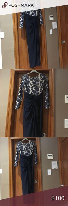 Long sleeved dress Navy blue long sleeved  Ralph Lauren dress Ralph Lauren Dresses