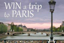 Win a all expenses trip to Paris with St Christopher's Gare du Nord and HostelBookers