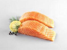 Idée recette - Pavé de saumon à l'essence de truffe