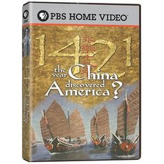 1421: The Year China Discovered America.  An investigation of the controversial theory that a vast Chinese fleet discovered and explored the New World 70 years before Christopher Columbus.