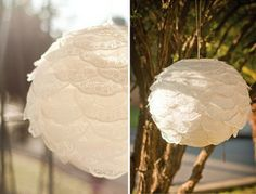 diy paper lanterns by the style files, via Flickr