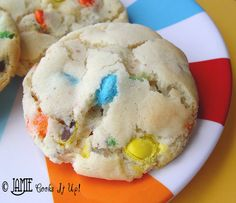 M and M Sugar Cookies ***Kid Friendly Post #7***