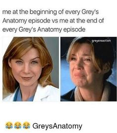 So true, but I still love Grey's after all this time