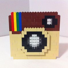 With+the+help+of+my+three+nieces+I+created+this+LEGO+Instagram+icon!
