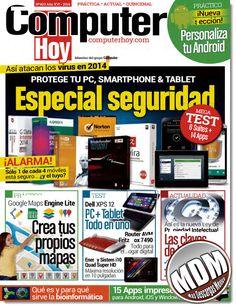 ComputerHoy es la revista de Tecnología especializada en novedades y guías de Internet, gadgets, móviles y tablets, imagen y sonido, hardware y software.