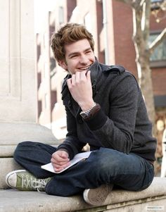 Andrew Garfield (The Amazing Spiderman)
