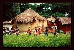 mariage à Waraniéné - , Savanes . Ivory coast