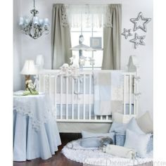 Twinkle Twinkle Baby Boys Crib Bedding Collection