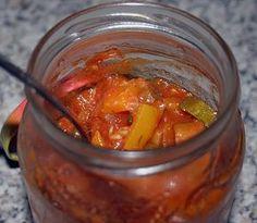 Zucchini - Chutney, ein schönes Rezept aus der Kategorie Gemüse. Bewertungen: 97. Durchschnitt: Ø 4,5.