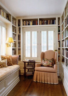Cozy Home Library Interior Idea (53)