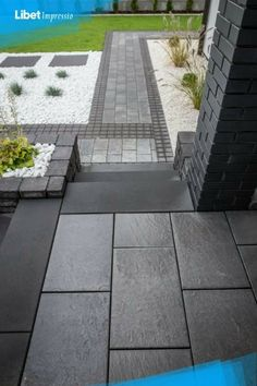 Paving - front yard ideasPaving Paving The post paving appeared first on Front garden ideas.garden and terrace designgarden and terrace designMetal Sales 12 ft. Classic Rib Steel Roof Panel in - The Home DepotMetal Small Gardens, Outdoor Gardens, Pergola Patio, Pergola Ideas, Pergola Kits, Small Pergola, Cheap Pergola, Walkway, Driveway Paving