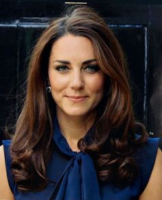 The Duchess of Cambridge- hair & makeup