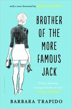 Brother of the More Famous Jack | Barbara Trapido | 9781620407226 | NetGalley