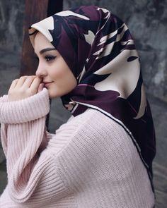 Likes, 42 Comments - Beautiful Hijab Girl, Beautiful Muslim Women, Hijab Style, Hijab Chic, Hijabi Girl, Girl Hijab, Muslim Fashion, Hijab Fashion, Mode Turban