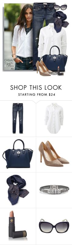 """""""Casual Touch of Class"""" by fashion-architect-style ❤ liked on Polyvore featuring Abercrombie & Fitch, rag & bone, Lauren Ralph Lauren, Diane Von Furstenberg, LE VIAN, Chico's, Lipstick Queen, Tom Ford, women's clothing and women's fashion"""