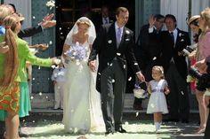 The Bride: Princess Maria Carolina of Bourbon-Parma and Albert Brenninkmeijer.  When: June 16, 2012.  Where: Florence, Italy.