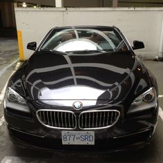 BMW 650i cabriolet from www.Pacificcarrentals.com