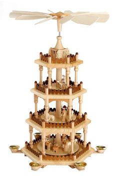 Weihnachtspyramide/Christmas pyramid