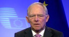"""Es war Wolfgang Schäuble, der aufgrund der """"politischen Stabilität"""" in Spanien darauf drängte, keine Defizitstrafen für die beiden iberischen Länder zu verhängen. Für konservative Freunde springt man schon mal über seinen eigenen Schatten."""