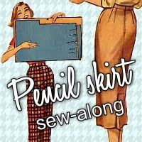 Tuppence Ha'penny: {Pencil Skirt Sew-along} Adding A Lining