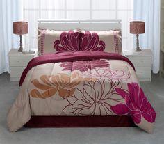 Kiko 4 Piece Comforter Set