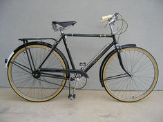 Raleigh 3-Speed Cruiser (1957)