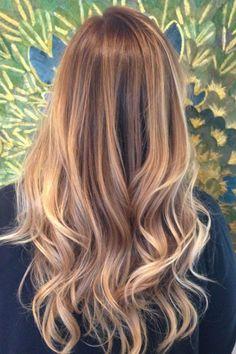 Die 72 Besten Bilder Von Balayage Hair Coloring Hair Ideas Und