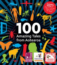Go behind the scenes at Te Papa Tongarewa Museum of New Zealand and discover more than 100 treasured items from the Museum's collection.   100 Amazing Tales From Aotearoa gives readers a special look at some of the surprising, wonderful, and significant items that Te Papa stores in trust for the nation.