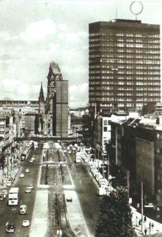 Tauentzienstrasse,1967