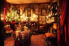 victorian rooms photos | Last Friday I finally fulfilled a long-heldambition and went to see ...