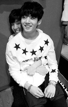 Cute J-Kook *---* ~J-Hope and Jungkook