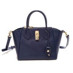 Azayle Mini Bag – Dark Blue | Samantha Thavasa