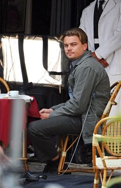 Leonardo DiCaprio Pictures - Leonardo DiCaprio and Ellen Page Film 'Inception' - Zimbio