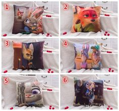 2016 The Latest Movie Zootopia 18 Designs Cushion 38cm Pillows Stuffed Plush Toy Nick Fox Judy Rabbit Pillow Cartoon Cushion Pillows Patio Chair Cushions Clearance Sunbrella Chair Cushions From Best Toys, $8.27| Dhgate.Com